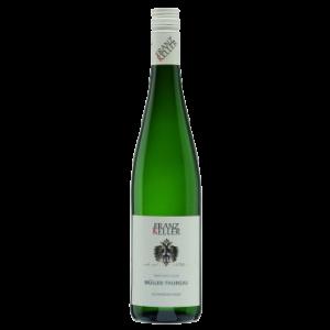Oberbergener Bassgeige Müller-Thurgau tr. 2019, Franz Keller