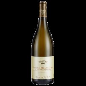Puligny Montrachet Blanc AOC 1er Cru Les Champ Gains 2018, Francois Carillon