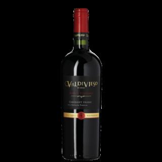 Cabernet Franc Singlle Vineyard Reserva - Old Vines Vina Valdivieso