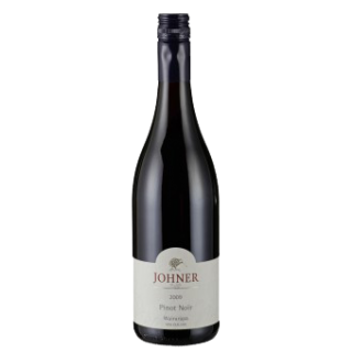 Pinot Noir Wairarapa Johner, Johner Estate Vinyards