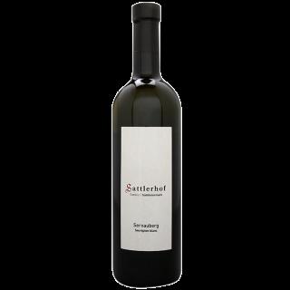Sauvignon Blanc Sernauberg tr. 2016, Sattlerhof