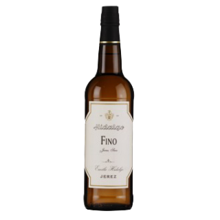 Sherry Fino Pale Dry 15°, Emilio Hidalgo