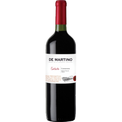 Carmenere Estate Valle del Maipo 2015, De Martino