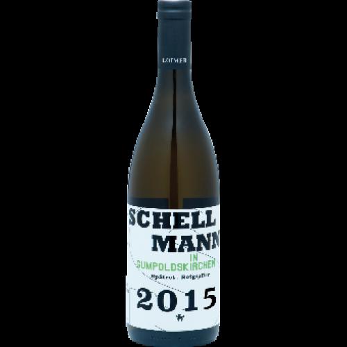 Gumpoldskirchner Cuvée tr. 2015, Schellmann - Loimer